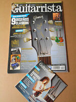"Revista magazine+CD ""Guitarrista"" Nº 88, especial guitarras signature"