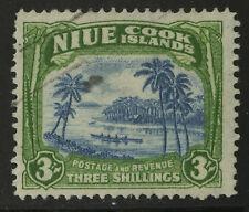 Niue  1938   Scott #  75     USED