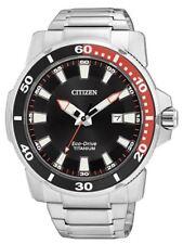 Relojes de pulsera titanio Citizen Eco-Drive de hombre