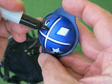 Golf Ball Liner and Identifier