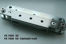 Simonswerk Aufnahmeelement VX7605 3D KK Edelstahl matt