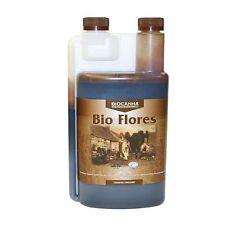 Canna Bio Flores Organic Soil Nutrient Stimulate Plant Growing Hydroponics - 1L