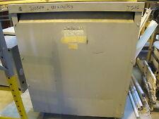 MGM 300 KVA 3 Phase 480 X 120/208 Volt Transformer - T256