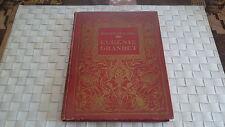 HONORE DE BALZAC EUGENIE GRANDET EDITION HACHETTE 1934