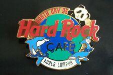 HRC HARD ROCK CAFE Kuala Lumpur SAVE THE PANDA BEAR + Dolphin 1995 le500