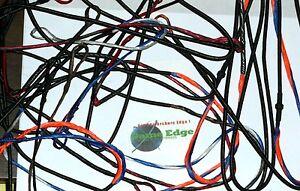 NEW MATHEWS SWITCHBACK XT  custom bow string & cable Set