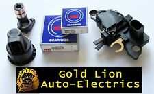 AUDI A2 A 2 A3 A3 A4 A4 BOSCH ALTERNATOR VOLTAGE REGULATOR WITH REPAIR KIT