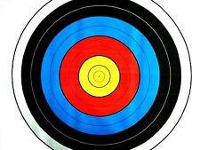 "Heavy Duty Banner Archery Outdoor Targets 24"" (5pcs)"