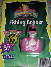 MIGHTY MORPHIN PINK POWER RANGERS ADVENTURE TEAM FISHING BOBBER by ZEBCO