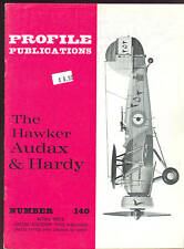 Aircraft Profile #  140   THE HAWKER AUDAX & HARDY