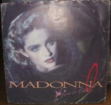 MADONNA - LIVE TO TELL - DISCO VINILE 45
