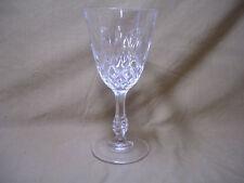 Royal Crystal Rock Linea Medici Claret Wine Goblet
