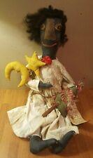 Vintage Primitive OOAK Belindy Doll Briar Rose Primitives Carolyn S.Veltrop