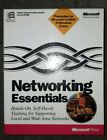 Microsoft Networking Essentials 1996 1st Edition Book & CD