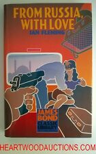 FROM RUSSIA WITH LOVE by Ian Fleming JAMES BOND- High Grade