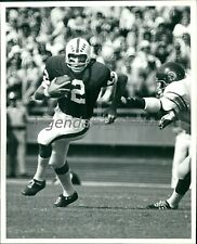 Circa 1973 Mike Boryla Stanford & Professional Quarterback Original Press Photo