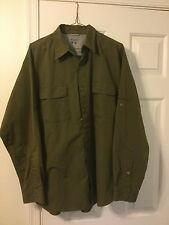 Men's Columbia Omni-Shade Shirt- Excellent Pre-Owned Condition- Large