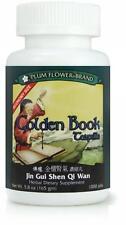 Plum Flower, Golden Book, Economy Size, 1000 ct