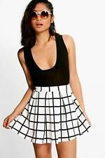 Boohoo Polyester Petite Skirts for Women