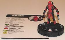 MASACRE 005 Deadpool and X-Force Marvel HeroClix