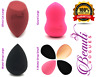 Professional Extra Soft Makeup Blender Sponges Puff Buds for Flawless Coverage