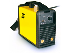 NEW! ESAB BUDDY ARC 180 TIG INVERTER WELDING DEVICE ELECTRODE WELDING MACHINE