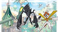 All 75 Legit 6 IV Legendary + Pokemon for Pokemon Sun and Moon (SUMO) * NEW *