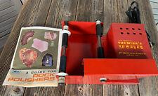 New listing Thumler's Tumbler Model T Rock Tumbler Polisher Tru-Square Metal Products