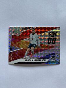 2021 Panini Mosaic UEFA Euro 2020 Jordan Henderson Give and Go Mosaic Prizm #6