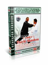 Old styled Taiji Rushing Fist & Sudden Agile Fist - Taichi Sanshou Dvd