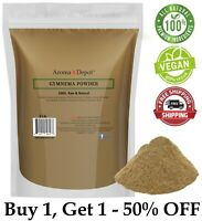 2lb Gymnema Sylvestre Leaf Powder Non-GMO RAW Natural Fresh Weight Loss Control