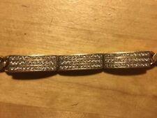 Excellent Cut Yellow Gold VVS1 Fine Diamond Bracelets