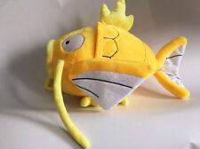 "Anime Pokemon Go Plush Toy Deep Yellow Magikarp Fish 9"" Stuffed Animal Doll"