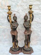Blackamoor Lamps (2)