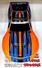 Traxxas® Maxx® Body, Orange (painted)/ decal sheet 8911T OEM NIB TRA8911T