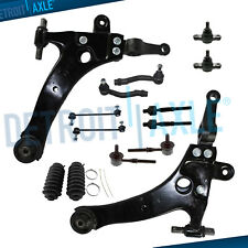 Front Lower Control Arms + Tierods Sway Bars for 2001-2005 Kia Magentis Optima