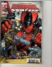 Deadpool # 3 French Graphic Novel Comic Book VS X-Force Marvel Hors Serie J303
