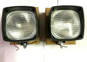 2500-24V New Fits Caterpillar 5 x 5 Halogen Light 24 Volt Flood Lamp