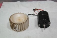 Universal motor for heater/fan on 50'S Fords