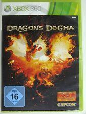 !!! XBOX 360 SPIEL Dragon´s Dogma, gebraucht aber GUT !!!