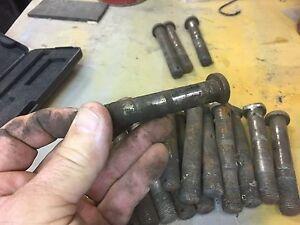1931 1932 1933 auburn front spring shackle bolt