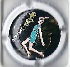 CAPSULE DE CHAMPAGNE HERBERT DIDIER N°156 Wellington style