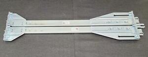 Dell PowerEdge R710 Rack Mount 2U Sliding Rapid Rail Kit M997J P242J R088C P188C