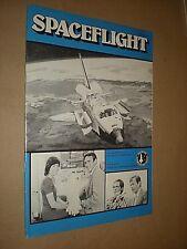 SPACEFLIGHT. MAGAZINE.  DECEMBER 1980. BRITISH INTERPLANETARY SOCIETY