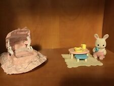 Calico Critter Sophie's Nursery Set