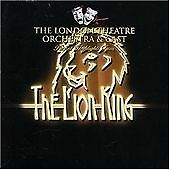 The Lion King, London Theatre Orchestra and Cas, Very Good Soundtrack