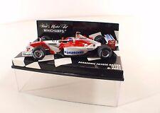 Minichamps Panasonic Toyota Racing TF103 #20 Olivier PANIS neuf boite MIB 1:43