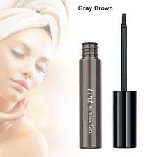 Great Natural Makeup Tools Enhancer Peel Off Dye Eyebrow Cream Gel Gray Brown PK