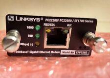(NEW) Linksys Pro Connect EFPC2GE 1000BaseT Gigabit Ethernet Module