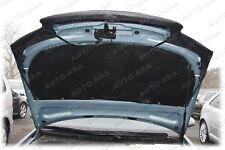 Bra audi a4 b6 tipo 8e año 02-04 s line logotipo emblema desprendimiento protección Haubenbra